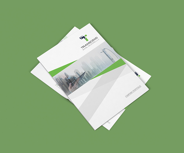 realestate marketing brochure design